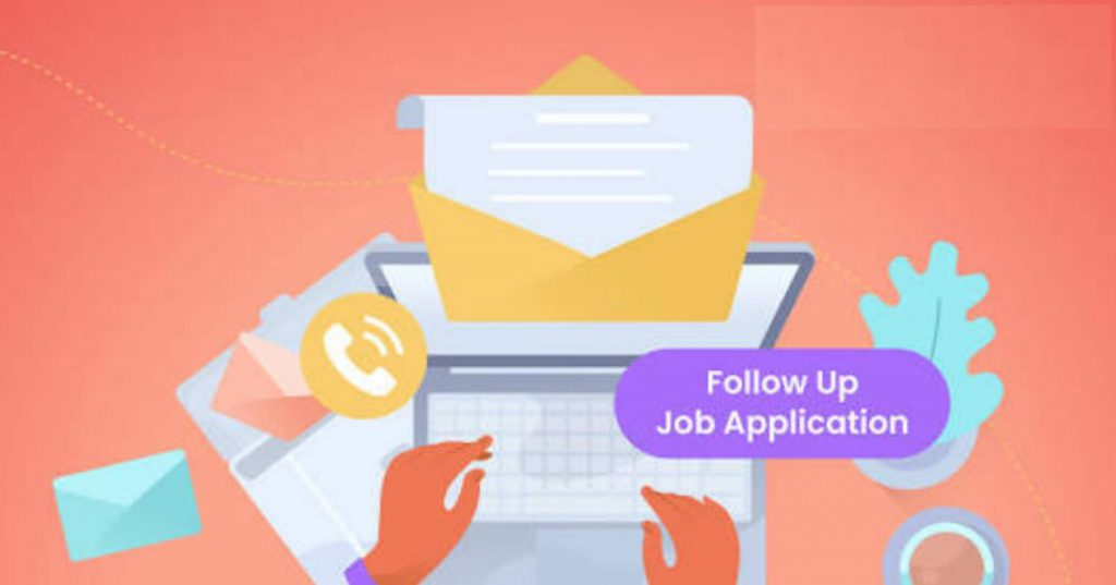 How to follow-up on a job application
