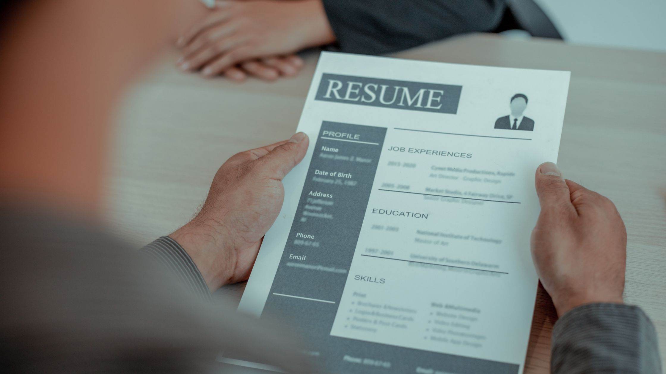 Affordable Resumé Writing Services In UK